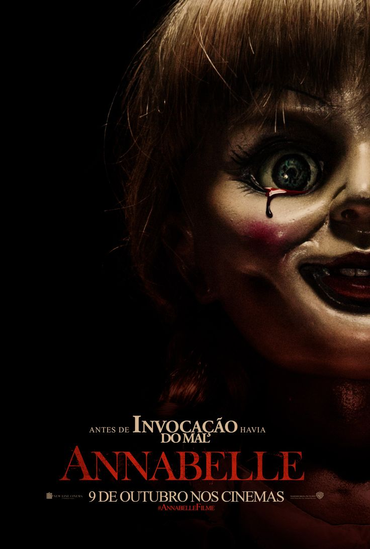 Assistir online Filme Annabelle - Dublado - Online | Galera Filmes