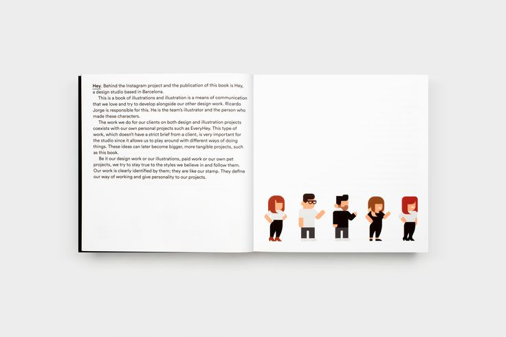 EveryHey book by Hey studio on Sensation Matt Tactile Bright White 170g.