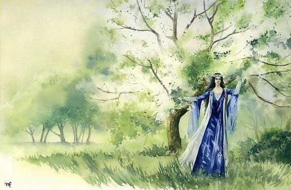 The Bliss of Valinor / Anaire  digital hi res jpg