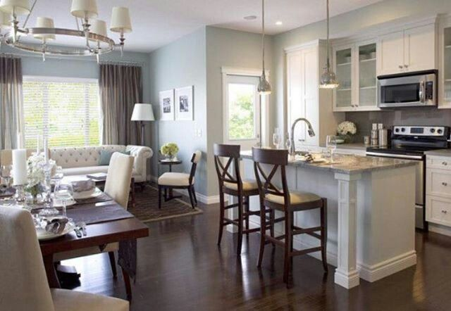 Keeping Room Off Of White Kitchen Site Pinterest Com