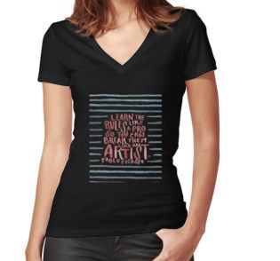 """Artist Quote"" T-Shirts & Hoodies by gracenahdaart 