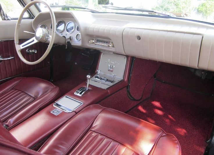 1963 Studebaker Avanti R-1