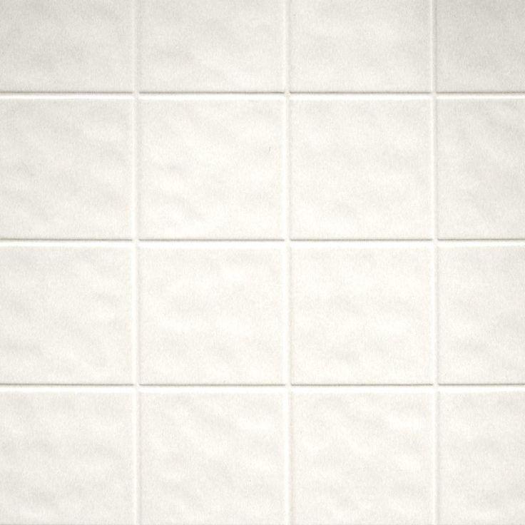 aquatile 1 8 in toned white tileboard 709108 the home. Black Bedroom Furniture Sets. Home Design Ideas