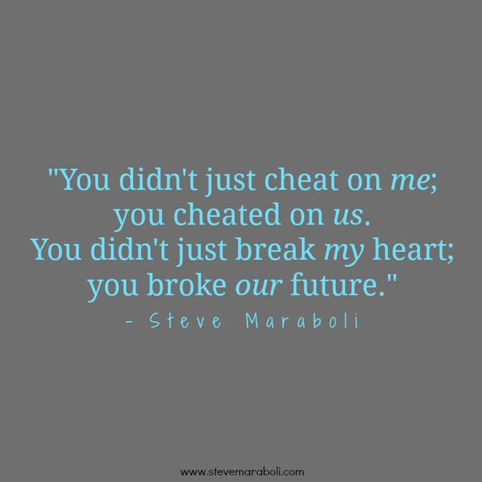 Cheating Boyfriend Quotes