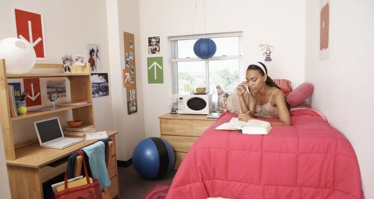 College Dorm Decor Should Be As Comfortable As Possible
