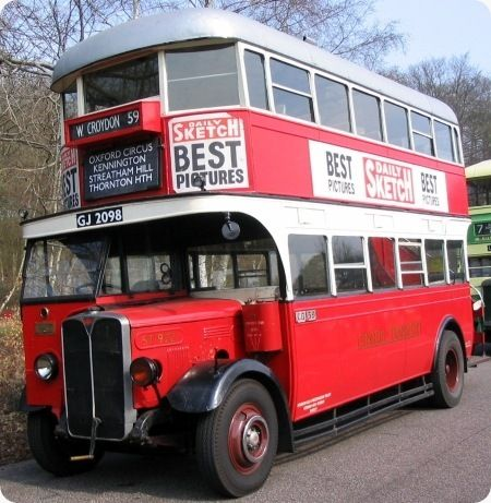 London Transport  1930  AEC Regent 1  Tilling or Dodson (H27/25RO