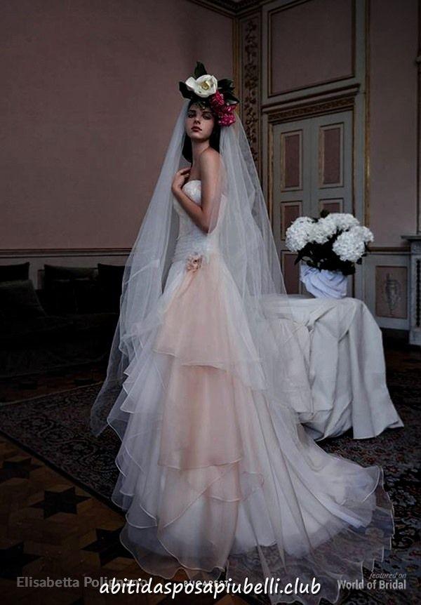 6037db3027bd Elisabetta Polignano 2018 Abiti da sposa Collezione PE  abiti  collezione   elisabetta  polignano