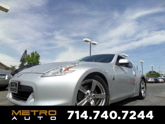 Coupe, 2009 Nissan 370Z Coupe with 2 Door in La Habra, CA (90631)
