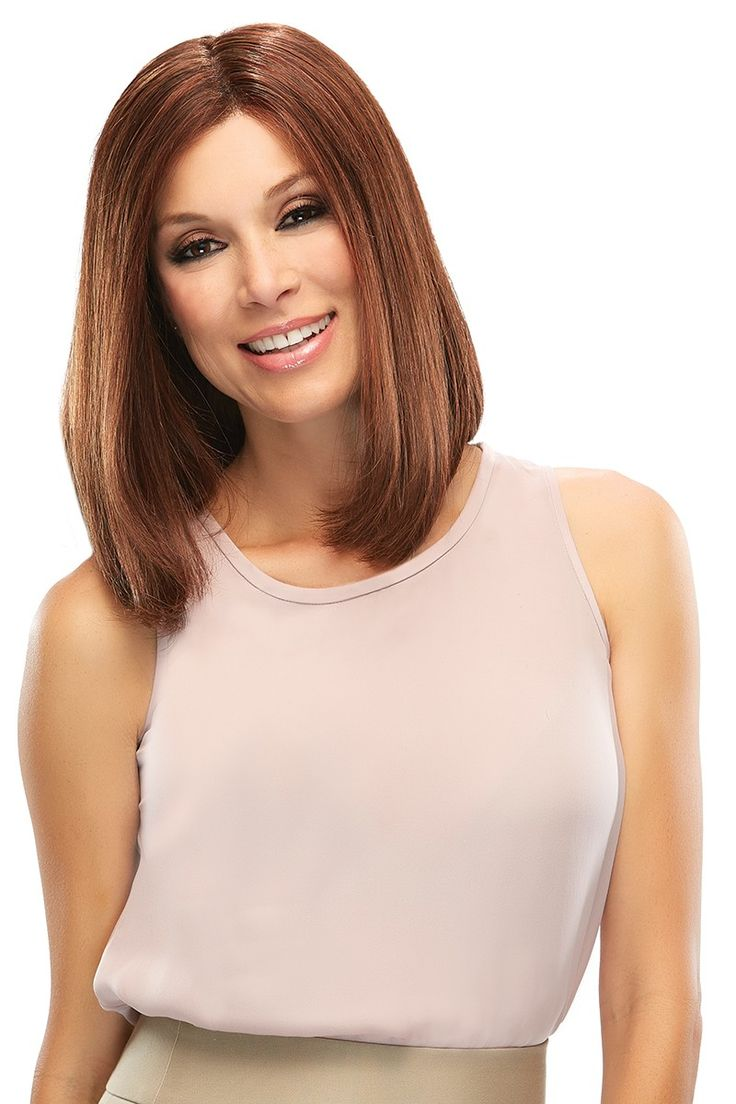 """Gwyneth"" Remy Human Hair Wig - Lace Front / Monofilament / Handtied"