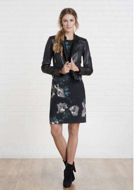Floral Jacob dress