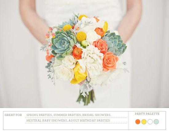 ?: Wedding Ideas, Wedding Bouquets, Colors, Weddings, Delicious, Flowers
