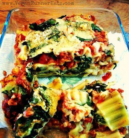 Tried and true vegan recipes