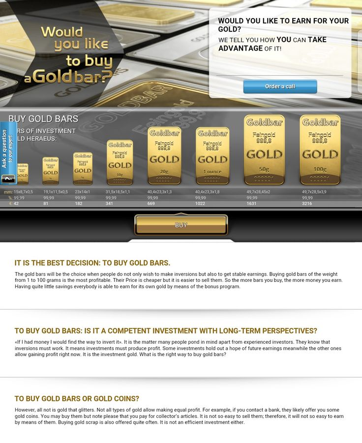 Buy your Gold bars at global intergold! safest long time investment you will make! #Gold #GoldInvest #BuyGold