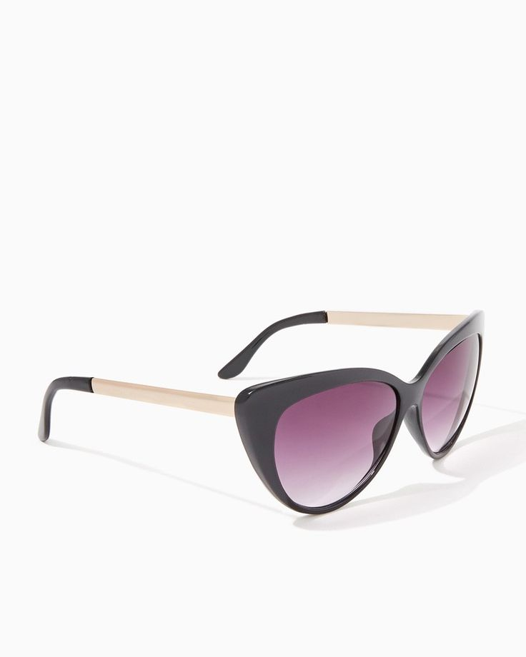 charming charlie | Tiffany Cateye Sunglasses | UPC: 400000033457 #charmingcharlie