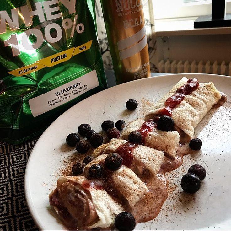 Lågkalori diet rulltårta pannkakor recept kanelbullar: Vispa äggvita hårt, bred ut på bakplåtspapper och in i ugn till lätt gyllenbrun! Gegga ihop vassle eller kasein till ett protein-spread/kräm/fyllning (BodyScience Whey @mmsports) bred på pannkaka när den svalnat och rulla sedan ihop. Skär i bitar och toppa med lågkalori-jordgubbssylt/bär!
