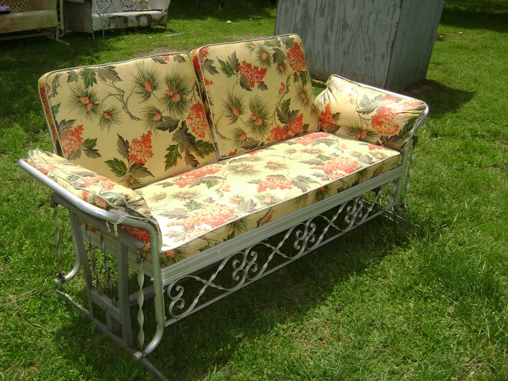 44 Best Vintage Porch Gliders Amp Chairs Images On Pinterest