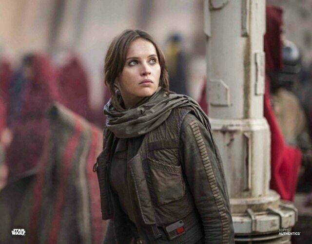 Jyn 💕 would be cool if Galen and Luna named her after Qui Gon 😍🌟 . . #JynAndCassian #JynErso #CassianAndor #CaptainAndor #Jyssian #Jyndor #RebelCaptain #RogueOne #StarWarsRogueOne #StarWars #K2S0 #ChirrutImwe #Baze #BodhiRook #DarthVader #OrsonKrennic #DirectorKrennic #DiegoLuna #FelicityJones #SWR1 #likeforlike #lfl #rfr #RogueOneAStarWarsStory #love #instaotp