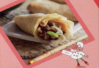Блюда Китайской Кухни: УТКА ПО-ПЕКИНСКИ