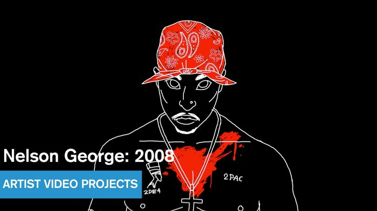 CRIME: Nelson George: 2008 Nelson dropping knowledge.