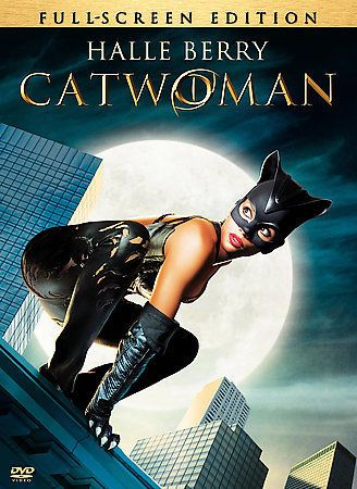 Catwoman (Full Screen Edition), Good DVD, Christopher Heyerdahl, Kim Smith, Byro