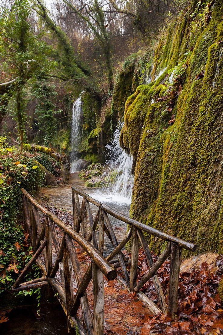• Οι Καταρράκτες του Σκρα, Σκρα, Όρος Πάικο, Κιλκίς, Μακεδονία, Ελλάδα  • The Waterfalls of Skra, Paiko mountain, Kilkis, Macedonia, Hellas ( Greece )