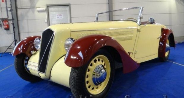 Georges Irat Roadster 1939