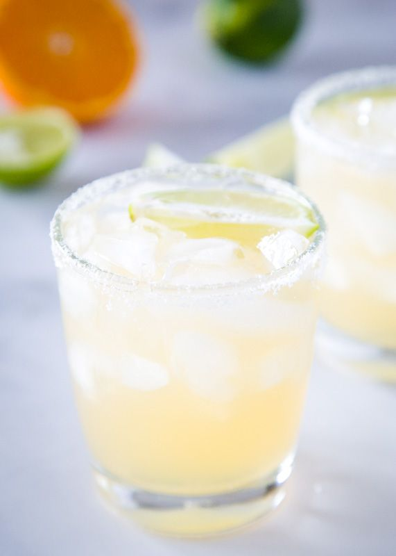 Skinny Margaritas A Light And Refreshing Margarita That Has Fewer Calories It Is Made With Fr In 2020 Margarita Recipes Beer Margarita Recipe Lime Margarita Recipe