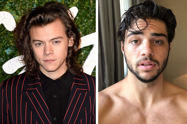 Do You Belong With Harry Styles Or Noah Centineo? | My Babe | Harry