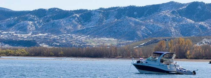 Boating at Chatfield State Park Colorado State Parks