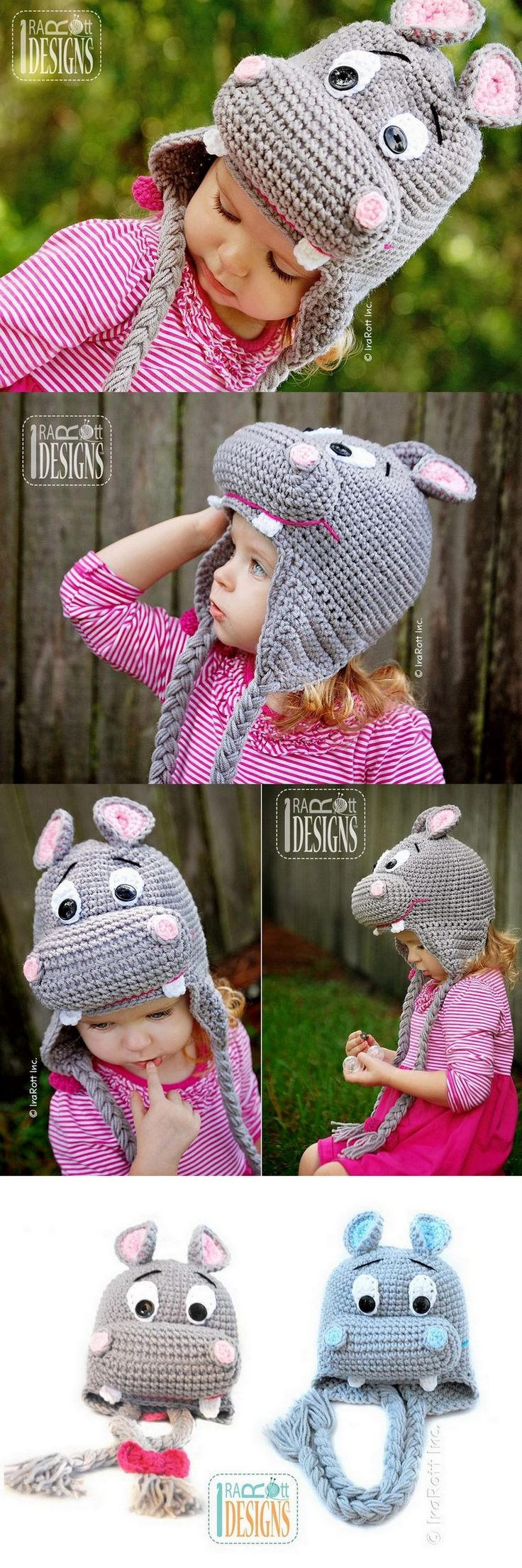 This free stitch example is for a twofold knit bea…