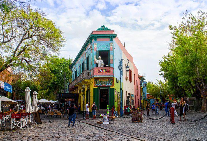 Promoção de passagens aéreas para Buenos Aires a partir de R$ 755