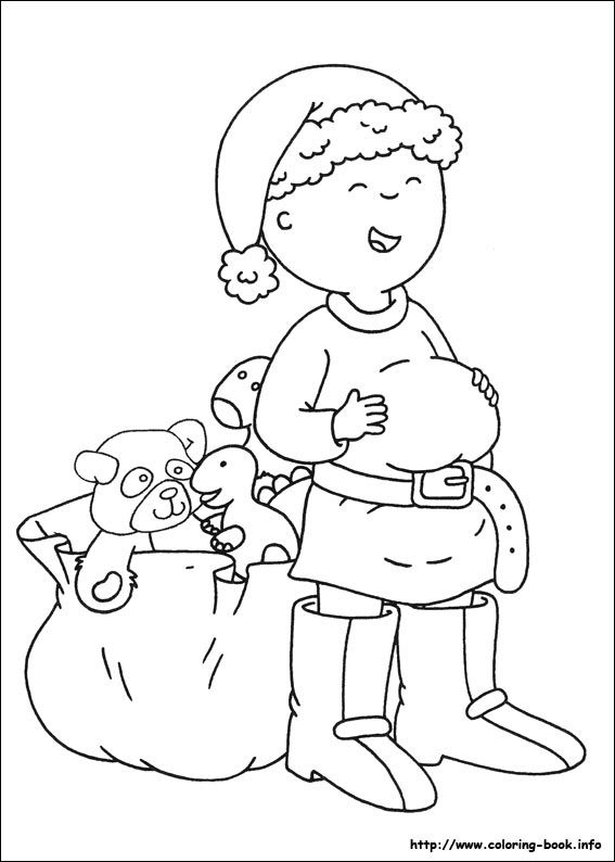 coloring pages for kids all your favorite cartoon stars are here - Caillou Gilbert Coloring Pages