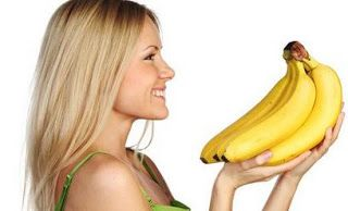 Benefits Banana for Diet and Beauty Face