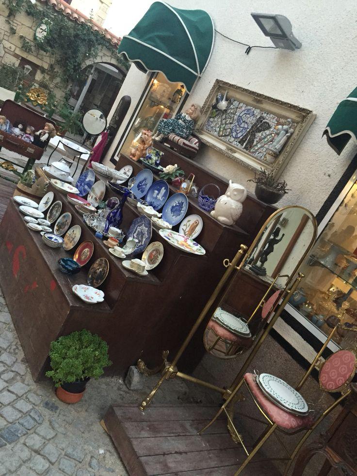 #plate#decoration#antique#alacati#beautiful