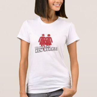Lesbian Couple T-Shirts & Shirt Designs | Zazzle