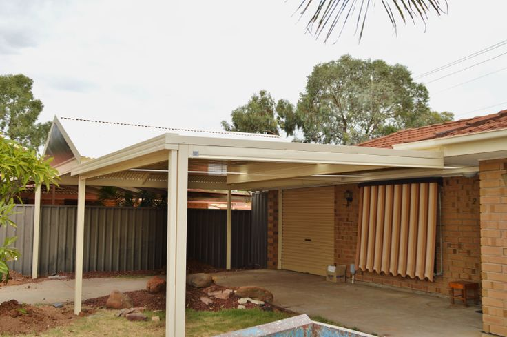 DMV front carport designs to suit your home and needs Adelaide Northern Suburbs