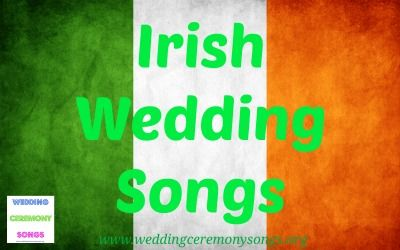Are you looking for some Irish wedding songs to help celebrate your Irish roots?  About 39 million Americans claim Irish heritage, so it's no surprise Irish songs have become so popular at American weddings...