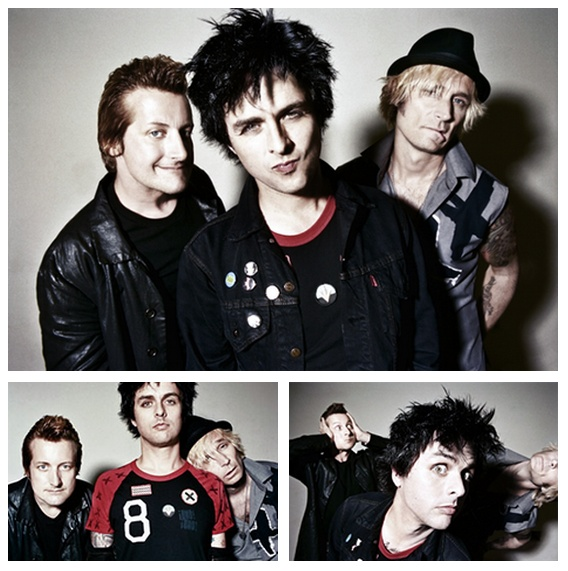 It is impossible for Green Day to take a normal looking photo xx