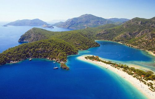 Turkey | Where to go on holiday in July | http://www.weather2travel.com/holidays/where-to-go-on-holiday-in-july-for-the-best-hot-and-sunny-weather.php #travel