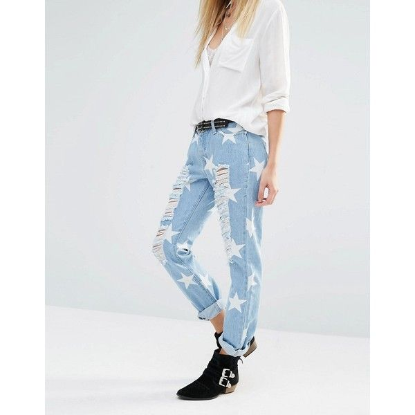17 Best ideas about Light Blue Ripped Jeans on Pinterest | Tan ...