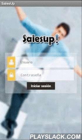 SalesUp!  Android App - playslack.com , ¡Cierra ventas desde cualquier lugar! Esta aplicación es el complemento perfecto para tu cuenta de SalesUp! A partir de ahora podrás utilizar más de 25 funciones básicas de SalesUp! en tu teléfono móvil sin necesidad de estar conectado a Internet. Dar seguimiento a tus prospectos desde cualquier lugar del mundo sin necesidad de estar conectado a Internet es posible con nuestra aplicación. En el momento en el que tu teléfono se conecte a una señal de…
