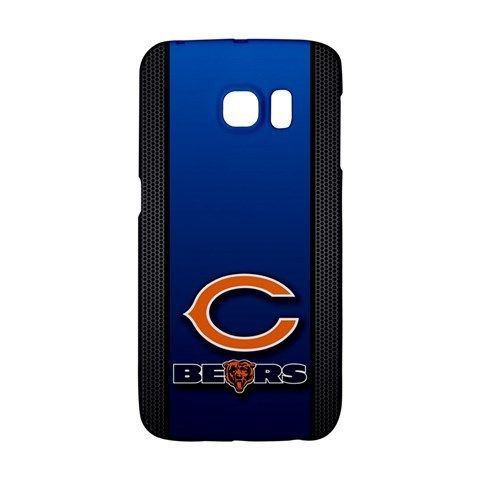 Chicago Bears Custom Samsung Galaxy S6 EDGE Case Wrap Around