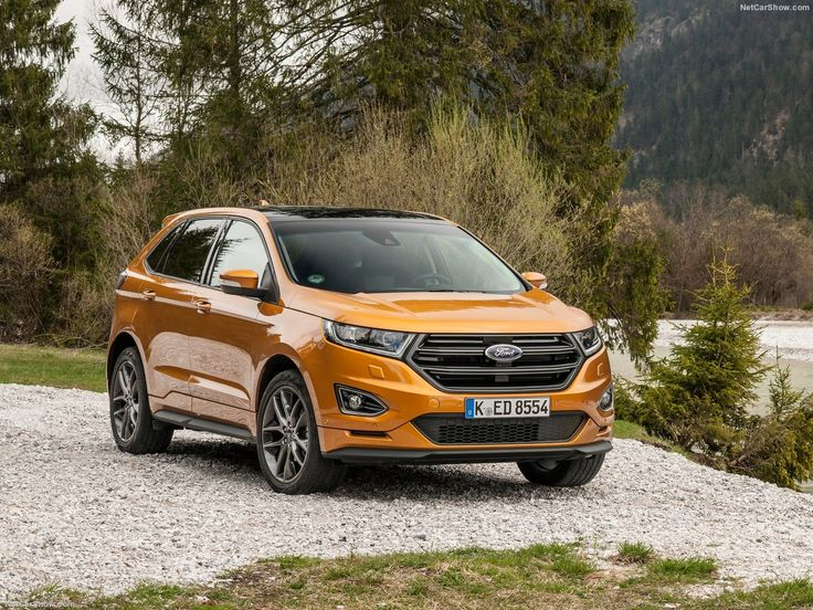 Ford Edge Sport Ford edge, Best midsize suv, Most