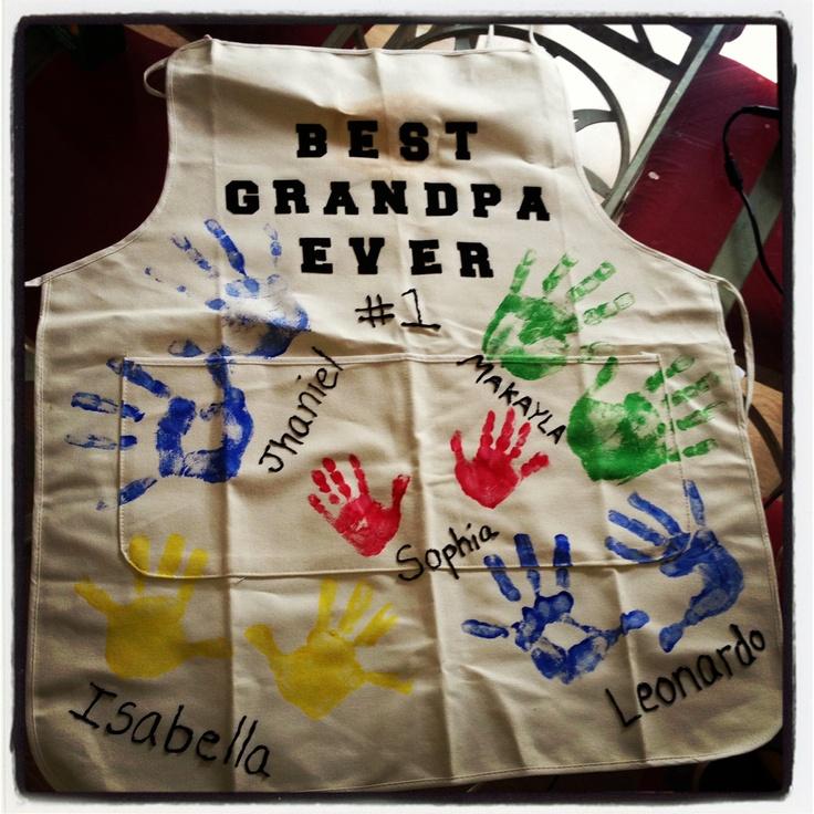 Father's Day Grandpa Gift Idea