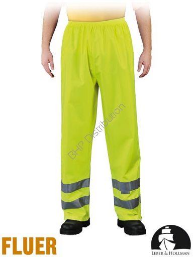 Spodnie przeciwdeszczowe LH-FLUER-T - Internetowy sklep z artykułami BHP i PPOŻ oraz odzieżą roboczą.