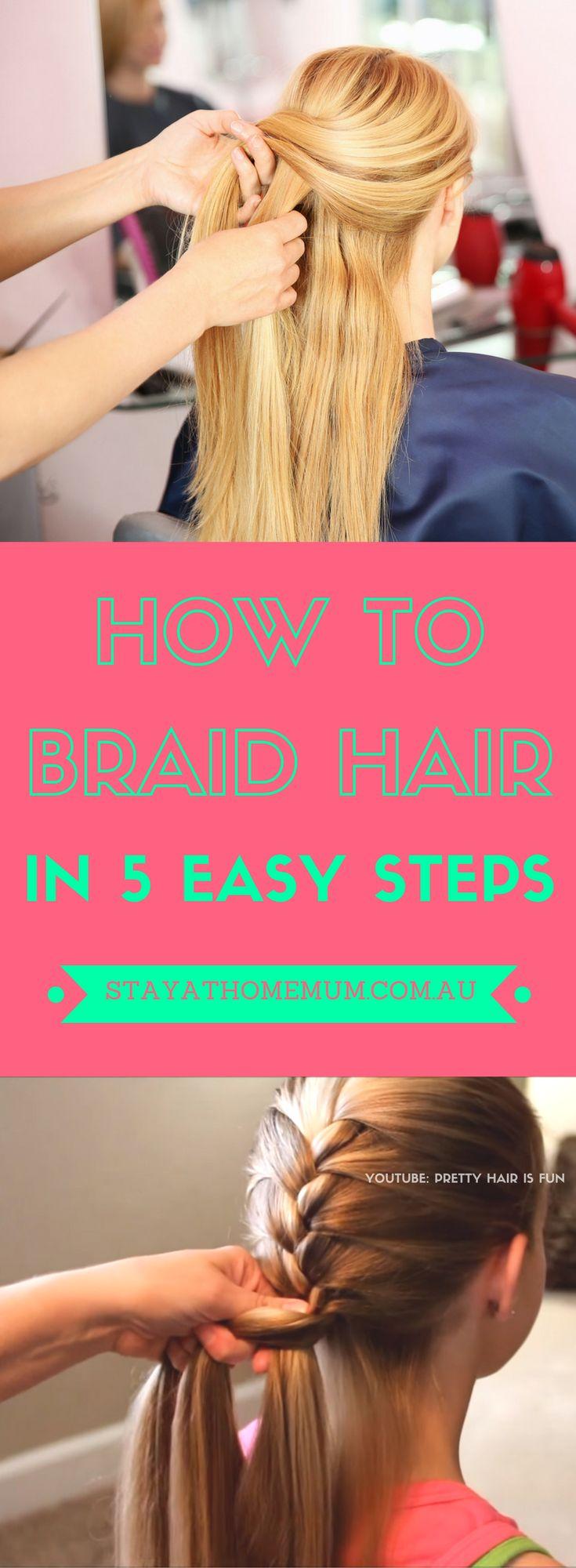 Basic Hair Braiding