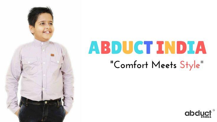 Shop Plus Size Kids Apparel at affordable. Buy Quality #Denim #Jeans #Shirts   Visit http://www.abductindia.com/ now.