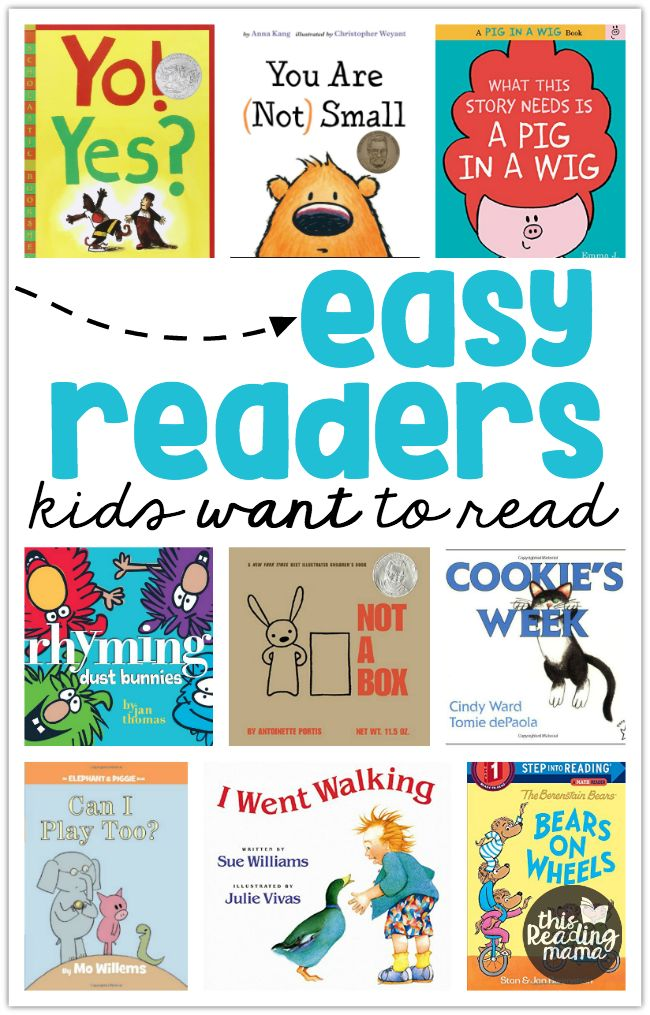 Are you looking for some easy readers that your learners will WANT to read? You'll find exactly what you're looking for with this easy reader book list! *This post contains affiliate links. While I believe in the power of phonics readers (like our Word Family Books, The Measured Mom's phonics readers, or the BOB Books), …