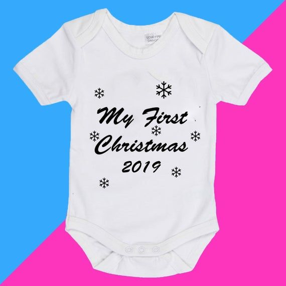 OWN PHOTO PICTURE PERSONALISED BABY VEST *GREAT GIFT /& NAMED* GRO //BODYSUIT