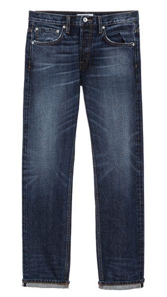 Baldwin Denim Выцветшие джинсы Reed